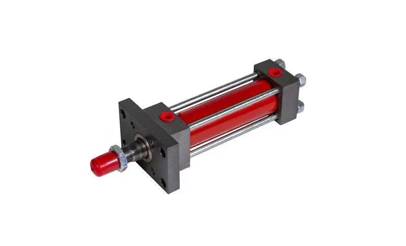 HOB重型拉杆液压缸
