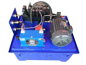 制糖机液压系统