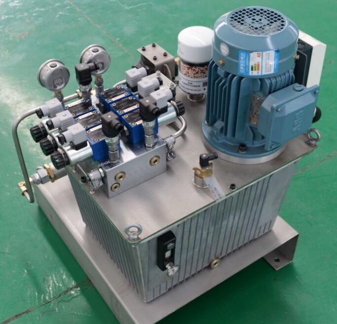 液压系统的组成及作用